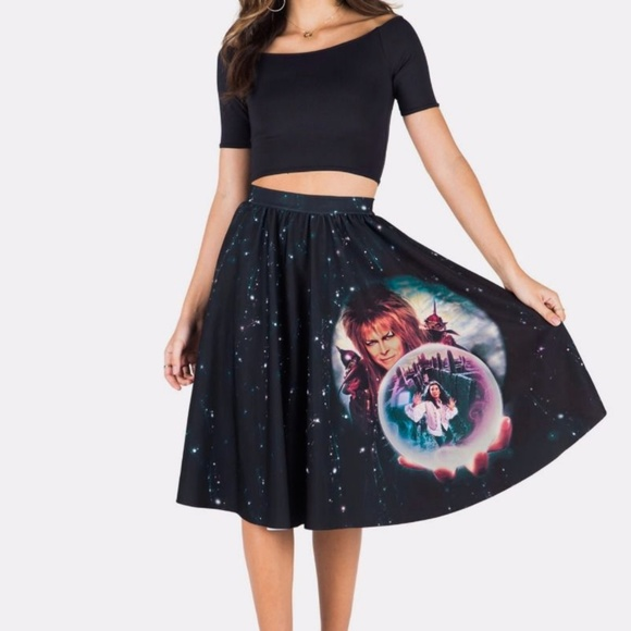 62d1873d98da Blackmilk Skirts | Crystal Ball Pocket Midi Skirt Limited | Poshmark